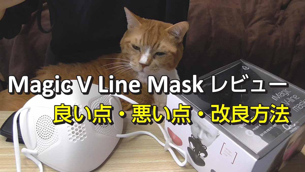 フェイスマスクのレビュー